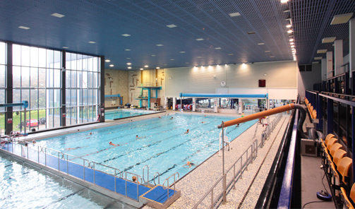 facility hire maidstone leisure centre