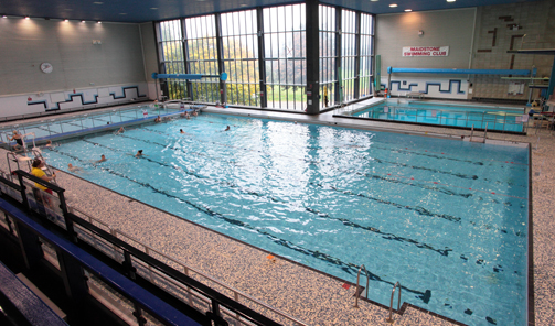 Maidstone Leisure Centre Pool
