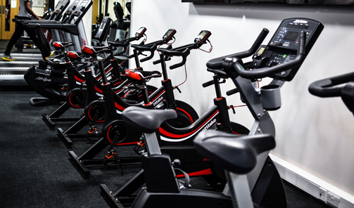 Life Fitness Spin Bikes